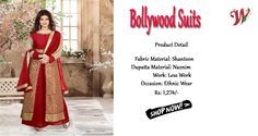 Looks Gorgeous In the Bollywood Suit Shantoon Maroon color  Less Work Work Lehenga With Naznim Dupatta @Rs1274/-' Shop Now >> weddingmatt.com  #BollywoodSuits #WeddingSuits #OnlineSuits #WomenClothing #WomenWear #OnlineShopping #EthnicWear #Suits #PartyTypeSuits #BeautifulSuits #Fashion #LatestSuits #DesingerSuits