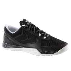 GROUPE 1 Fitness, Musculation, Gym Pilates - Chaussure Strong 900 DOMYOS - Chaussures et Accessoires Vert Turquoise, Cross Training, All Black Sneakers, Adidas Sneakers, Shoes, Pilates, Gym, Life, Products