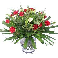 Rode rozen gemengd  Vanaf: €18,95