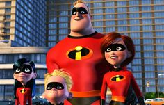 """'The Incredibles 2' picks up exactly where the original ended  In real life, 14 years have passed since the animated super-family put on their masks. Onscreen, it's only been minutes.<p>""""The Incredibles"""" hit theaters in 2004, ages ago for fans of the animated hit. But in the world of the movie's superhero family, no time has passed at all.<p>""""The Incredibles 2,"""" due …  https://www.cnet.com/news/the-incredibles-2-movie-news-pixar-john-lasseter-disney/"""