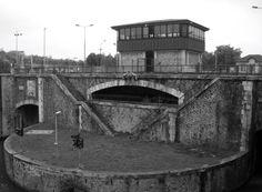 Ecluse de Flandres, quai de la Gironde, Paris XIX