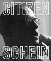 Citizen Schein (inbunden) - bok