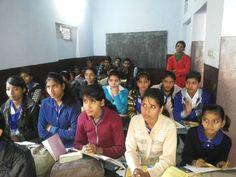 """WAY TO SUCCESS"" Motivational Personality Development Session at  Vijaylaxmi Public Sen. Sec. School- Jaipur. Training by India's favourite leading Motivational Trainer, Corporate Trainer, Motivational Speaker and Speaker – Shikhar Prajapati"