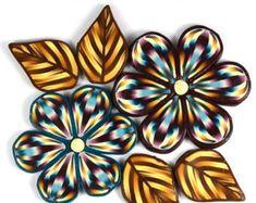 Polymer Clay Jewel Cane Tutorial por PolymerClayWorkshop en Etsy