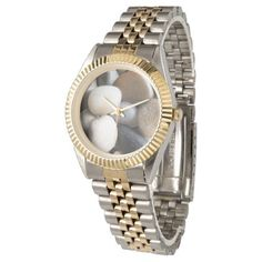 Pebbles Watch -nature diy customize sprecial design