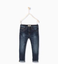 ZARA - KIDS - Embroidered jeans