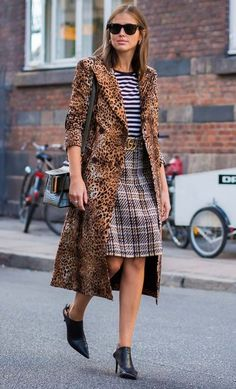 Style tips: how to mix and match different prints without overwhelming your…