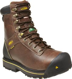 "KEEN Footwear - Men's Abitibi 8"" Insulated"