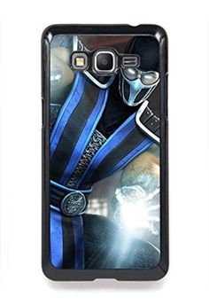 New Ultra Thin Game Mortal Kombat Soft TPU Case Cover for Samsung Galaxy Grand Prime Design by [Hiram Johnson] - Brought to you by Avarsha.com