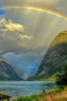 As The clouds rolled by, the blue sky began to peer through. The heavens opened up and a miracle came from the sky. Beautiful Sky, Beautiful World, Beautiful Landscapes, Beautiful Places, Clouds Draw, All Nature, Amazing Nature, Natural Phenomena, Over The Rainbow