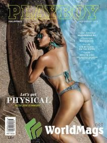 Playboy Philippines - July - August 2016 PDF