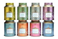 Fortnum & Mason Premium Tea - Packaging Design - Food & Beverages - Ambalaj