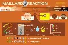 The Maillard Reaction Explained: Great for the visual learner