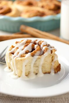 Cooking Classy: 45 Minute Cinnamon Rolls {From Scratch}
