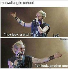 Michael is my spirit animal