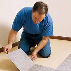 How to Lay a Vinyl Tile Floor | Step-by-Step | All Floors | Flooring | This Old House - Introduction