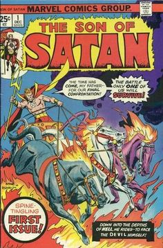 The Son of Satan #1.