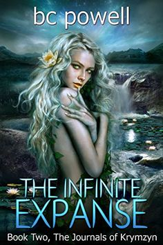 The Infinite Expanse (The Journals of Krymzyn Book 2) by BC Powell   Evil lurks in the desolate Barrens of Krymzyn. For millions of Eras, predators with insatiable cravings have prowled the wasteland. When a traitor of the Delta enters their realm, the solitary beasts may finally have a leader to unite them.<br>As the new order emerges from the Barrens, Chase and Sash begin their lives together. While Chase fights to prove he belongs in Krymzyn, the powers inside S...