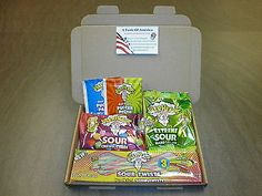 Warheads #extreme sour candy gift box #/gift set - american sweet #hamper , View more on the LINK: http://www.zeppy.io/product/gb/2/272135025595/