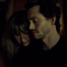 Molly Foster and Will Graham. Hannibal 3x08 The Great Red Dragon. Source: idontfindyouthatinteresting.co.uk