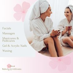 Our treatments include facials, massages, manicures & pedicures, gel nails, acrylic nails and waxing. Gel Acrylic Nails, Gel Nails, Pedicures, Manicure And Pedicure, Facial Massage, Facials, Ohana, Massage Therapy, Wax