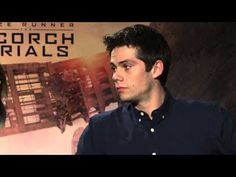 MAZE RUNNER: THE SCORCH TRIALS Cast Q&A - Dylan O'Brien & Kaya Scodelario - YouTube