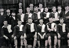 NEWTON HEATH FOOTBALL CLUB, 1878 formed by the employees of L and Y railway company became Manchester  United