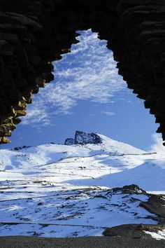 Pico Veleta Sierra Nevada