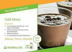 #recetas de #batido #formula1. #saludable #economico #delicioso y con pocas #calorias . #hoy #cafe #moca . Sólo 270 #kcal . #herbalife #herbalife24 #h24 #cr7 #cr7drive #valencia #sueca #nutricionvidasana #nutricionsaludable #salud #sentirsemejor #perderpeso #controlapeso #sinpasarhambre