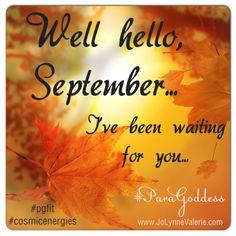 1000+ images about SEPTEMBER on Pinterest  Hello september, September birthd...