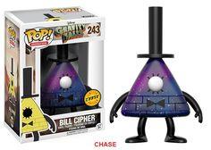 Pop! Animation: Gravity Falls - Bill Cipher