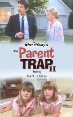 The Parent Trap II (1986) | If their date is half as good as these cookies, we'll be sisters in no time!