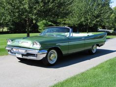 1958 DeSoto Firedome Convertible....Re-pin..Brought to you by #CarInsurance #EugeneOregon and #HouseofInsurance