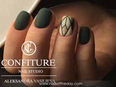 Маникюр на коротких ногтях 2017. 50 фото дизайна на короткие ногти от мастеров проекта