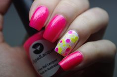 Lilypad Lacquer - In pink we trust