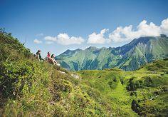 Hiking in Zell am See-Kaprun   Austria Hiking