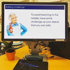 Teach to the top #ukedchat #teachingtips #differentiation #teachingstrategies #classroomteacher #edchat #eal #sen