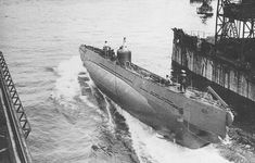 "The ""U-boats"" of the Second World War in photos - BFD"