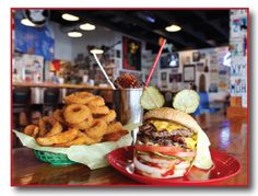 World's Greatest Burgers - #Hodad's Ocean Beach - #incredible #burgers just steps from the beach!