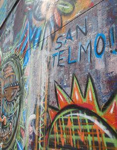 Buenos Aires Street Art   san telmo!!
