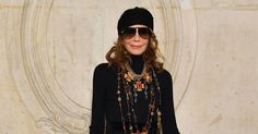 At 70, Marisa Berenson Proves That Dior's New Look Is Ageless