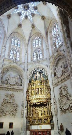 Capilla de los Condestables de Castilla (Catedral de Burgos).