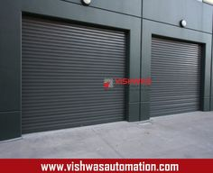 To provide you with unrivaled security, we've developed a range of roller shutters that will suit any business' needs. From insulated shutters and heavy-duty industrial shutters to the unbeatable security of our commercial shutters, we've got the right product for your business. http://www.vishwasautomation.com/rolling-shutters/