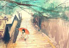 五月雨  -- gemi333