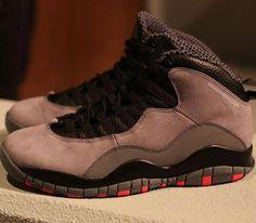 d791c6983e3b80 Air Jordan X–Cool Grey-Infrared–Black  MensFashionSneakers Jordans 2014
