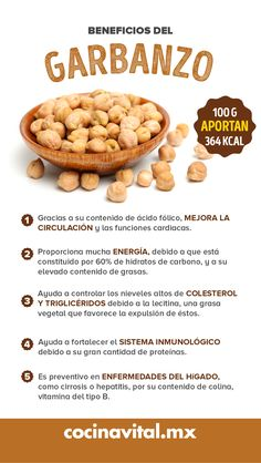 Keeping Healthy, Healthy Tips, Healthy Eating, Pozole, Nutrition Tips, Health And Nutrition, Chickpeas Benefits, Coconut Health Benefits, Food Facts