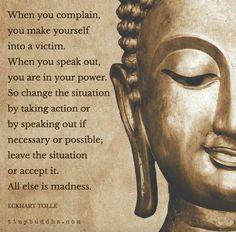 Victim vs empowerment