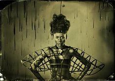 cage fashion | COLLODION DAYDREAMS: COLLODION Editorial ~ Cage Fashion