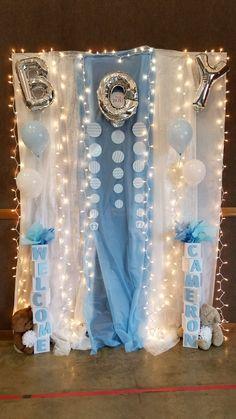 Baby Boy Baby Shower #decoracionbabyshowergirl