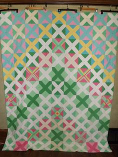 great post about polyester quilt tops